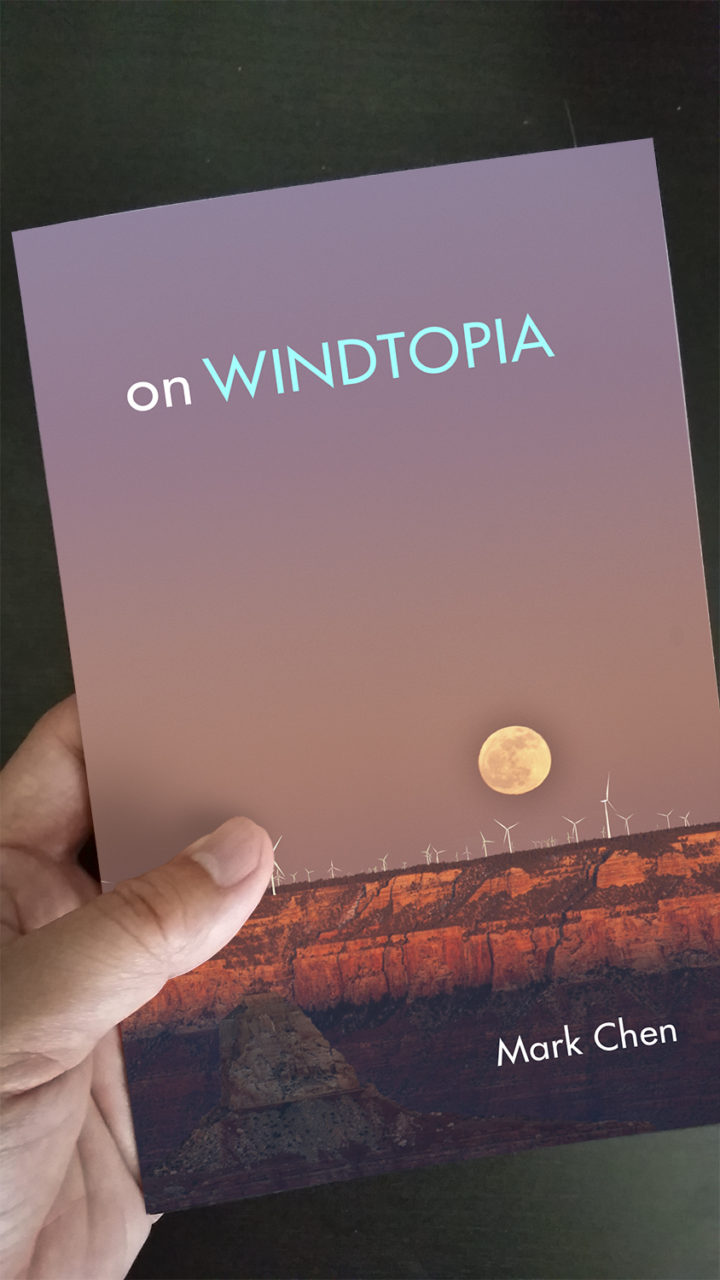 CCO Mark Chen's answers to many questions about Windtopia are collected in this booklet. You might read and buy a copy of it  here